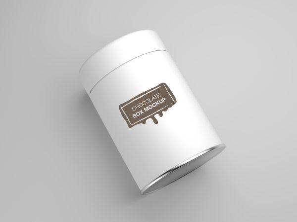 Chocolate Box Mockup