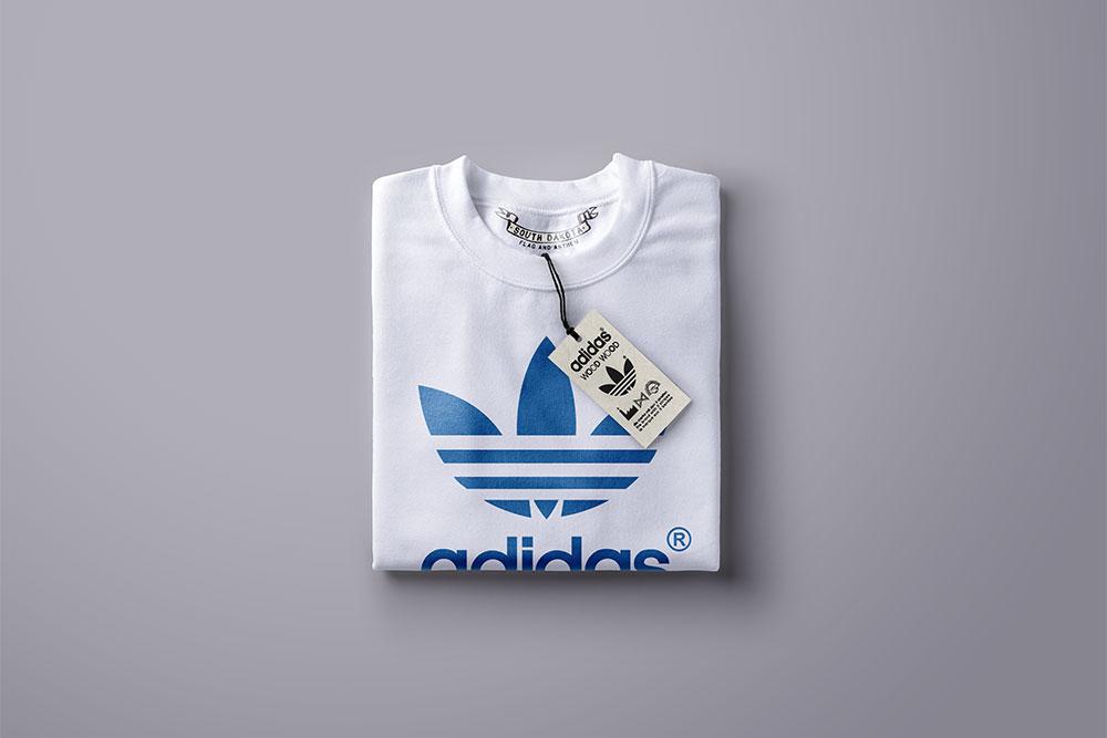 Folded Sweatshirt
