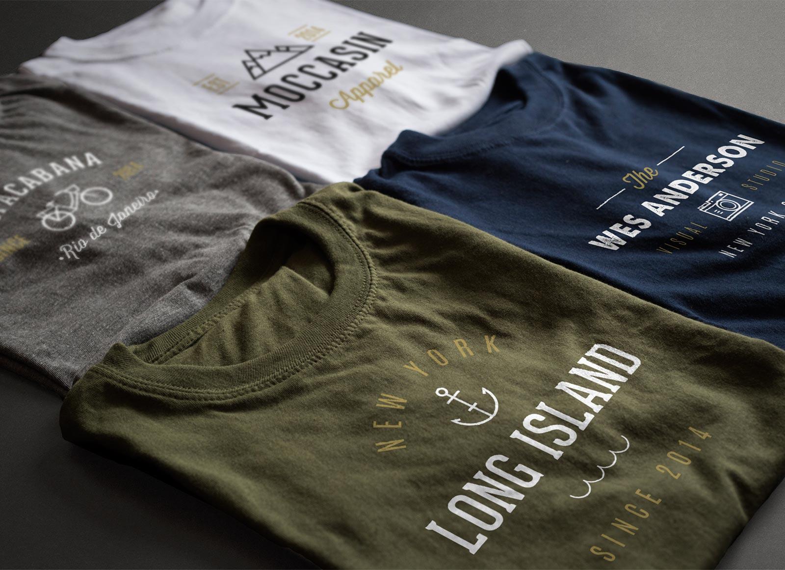 Half Sleeves Folded T-Shirt