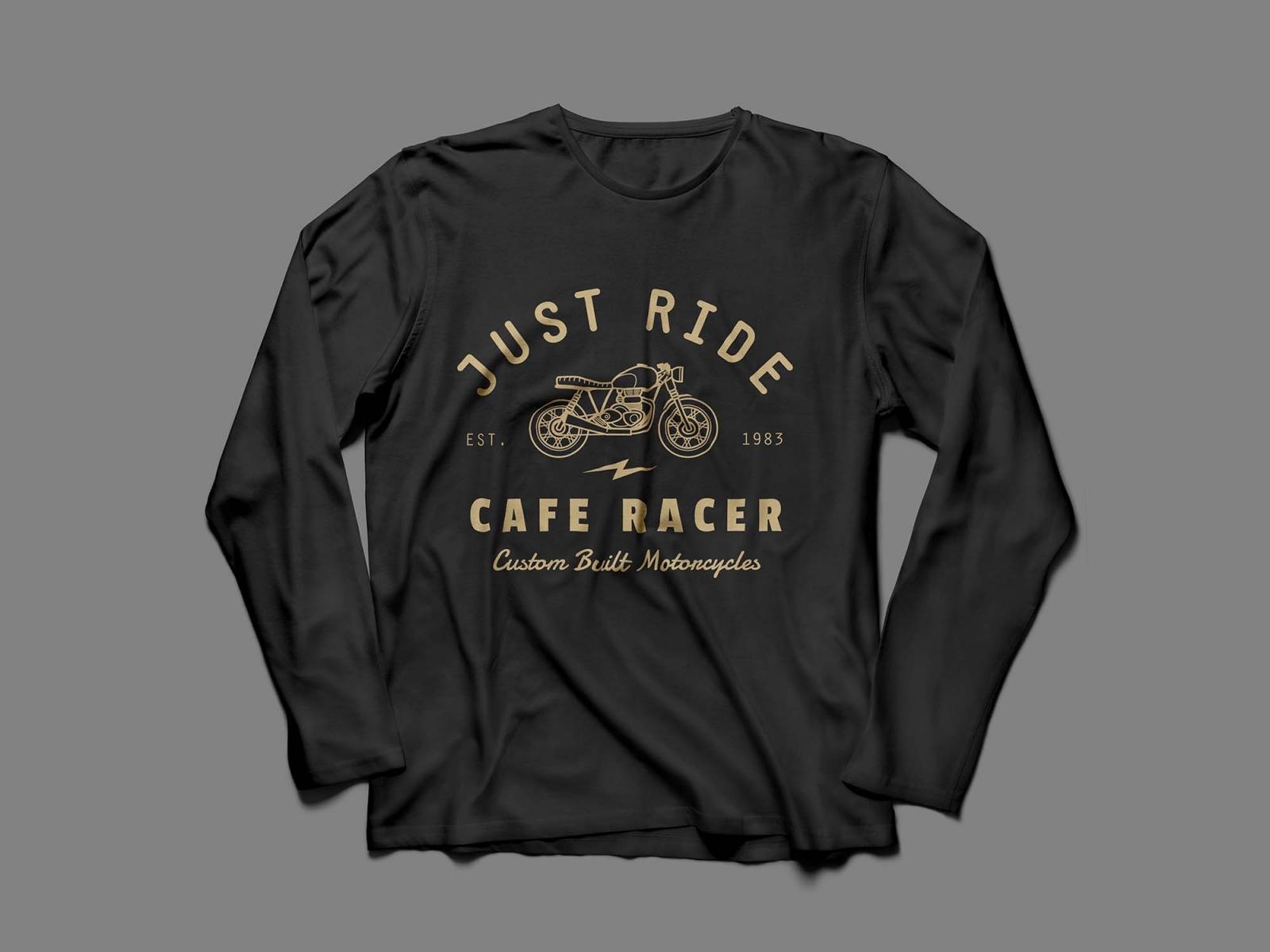 PSD Long Sleeve T-Shirt