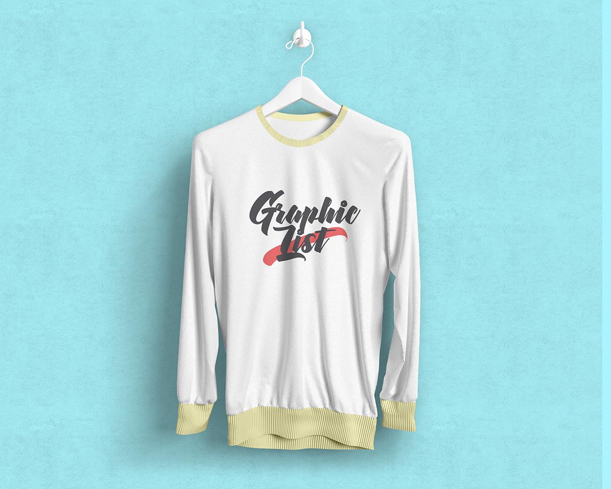 Hanging Long Sleeve T-Shirt