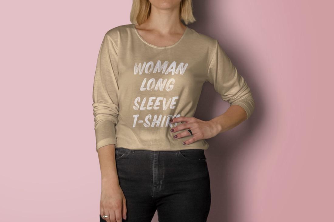 Long Sleeve Woman T-shirt