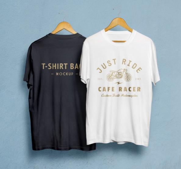 T Shirt Mockup 1