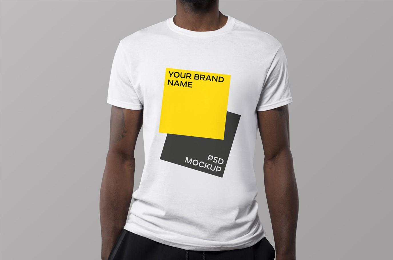 T Shirt Mockup 2