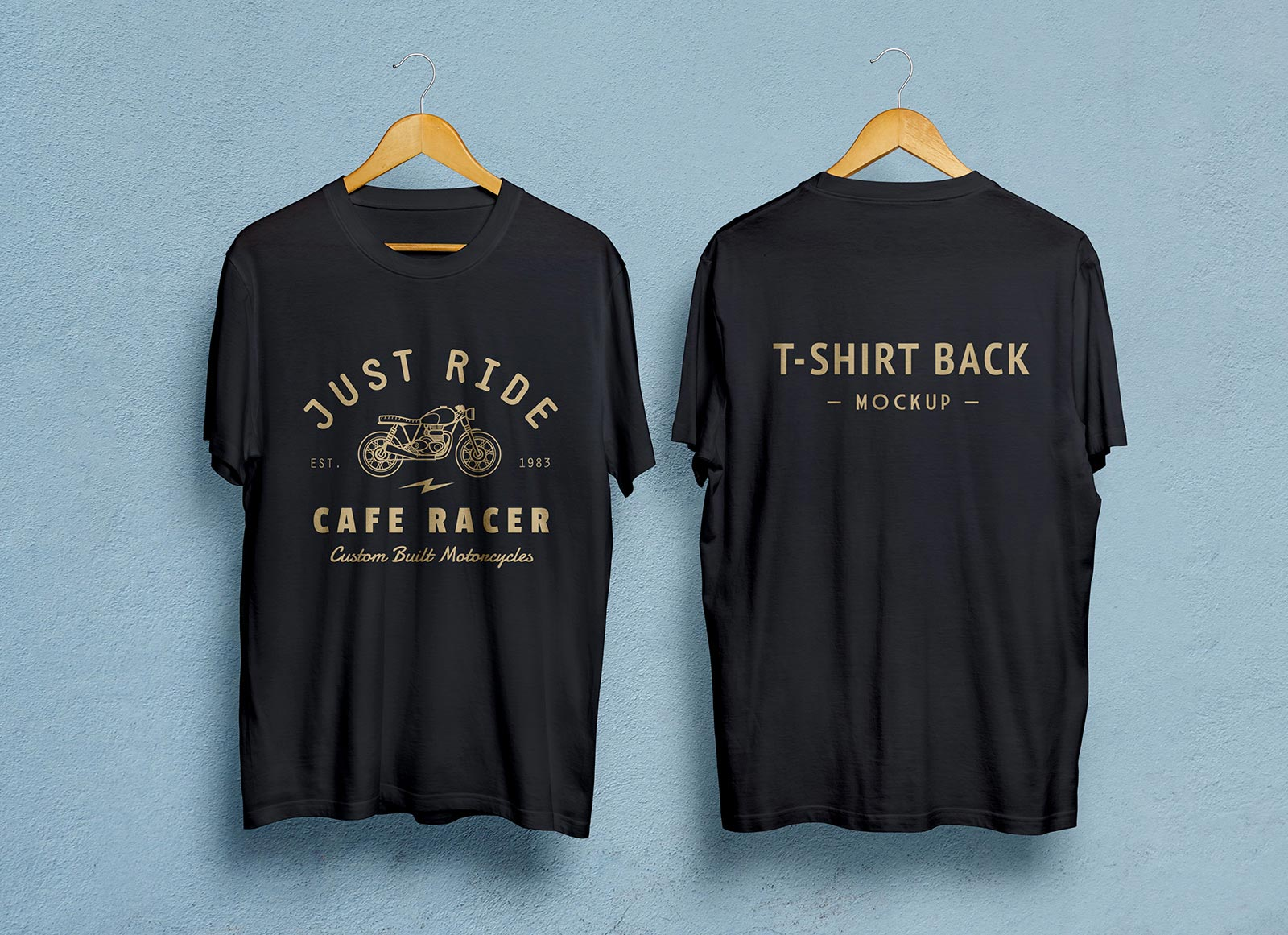 T Shirt Mockup 3