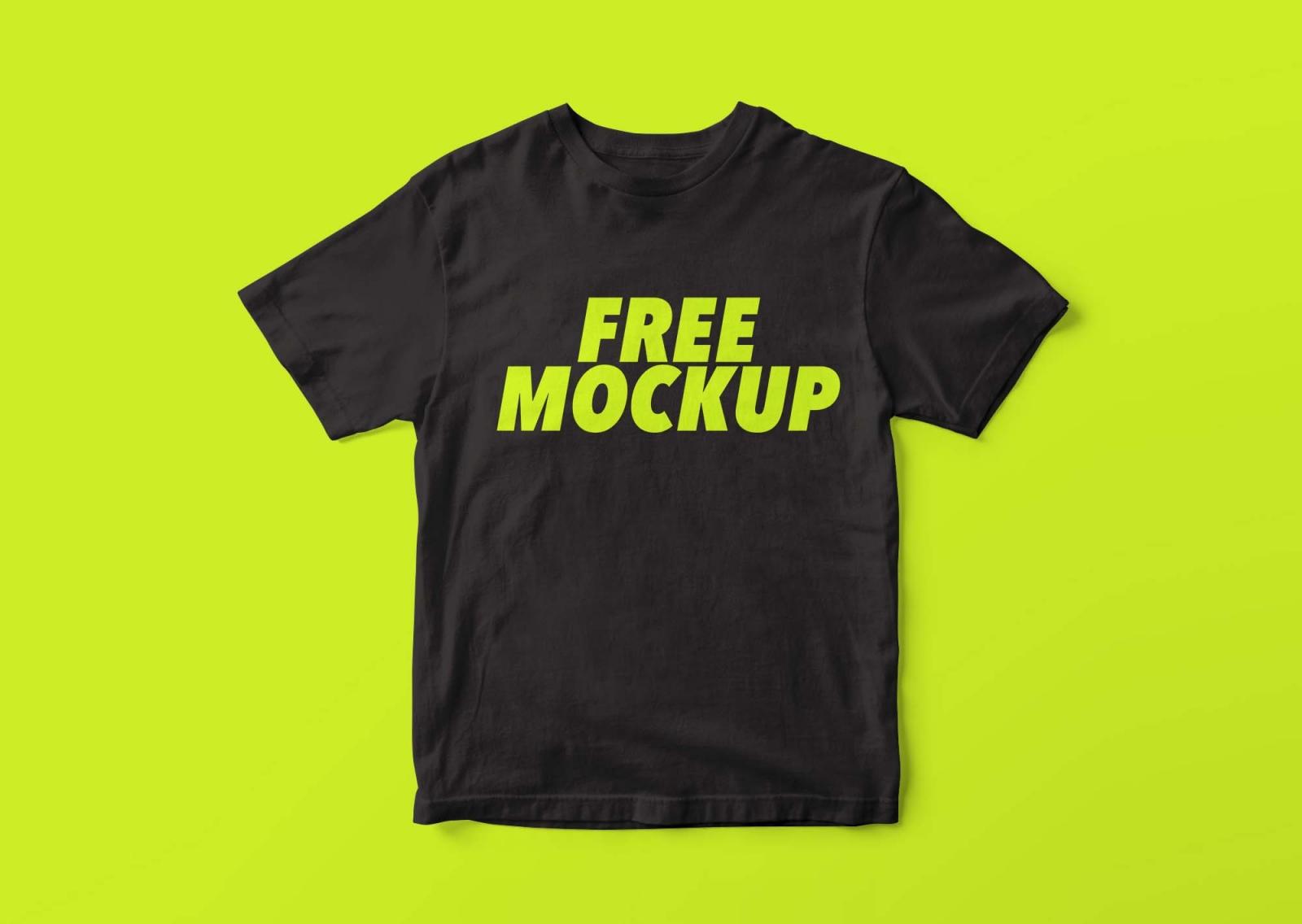 T Shirt Mockup 5