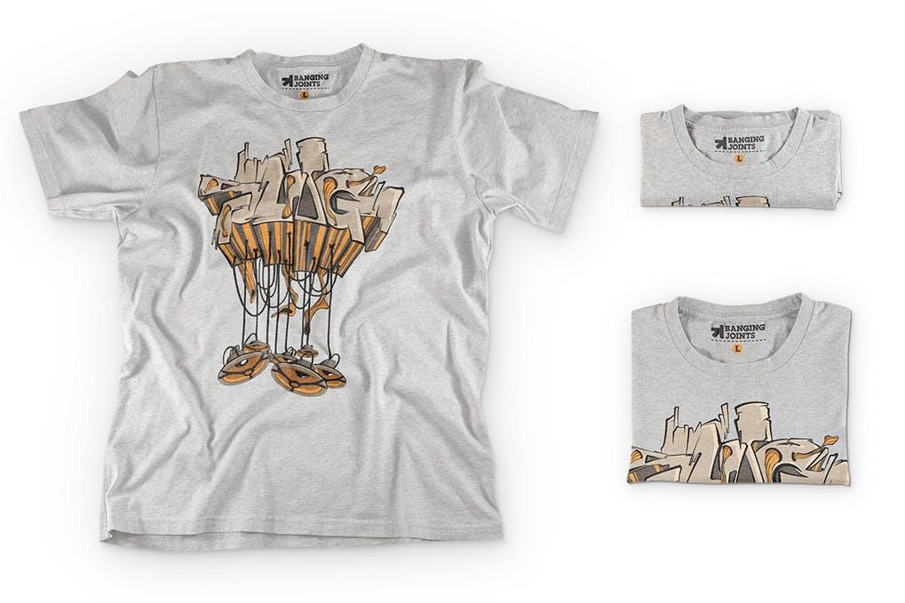 T Shirt Mockup 7