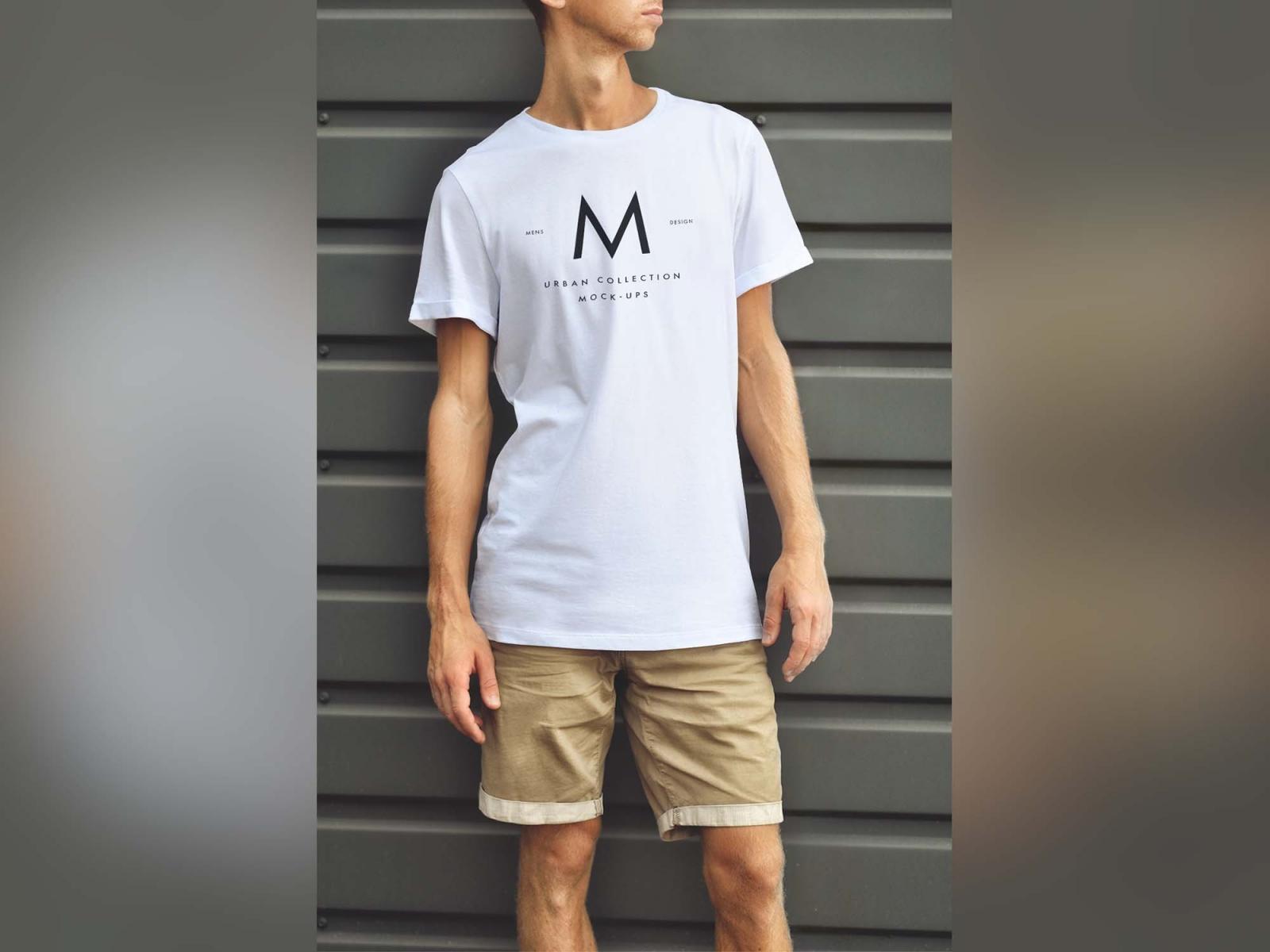 T Shirt Mockup 12