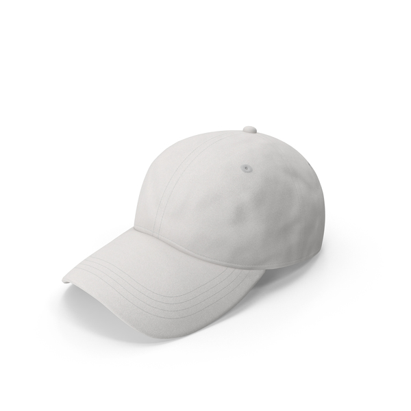 Fitted Baseball Hat Mockup